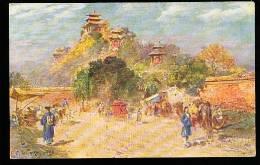 CHINE MEI SHAN / Palais Impérial / - Chine