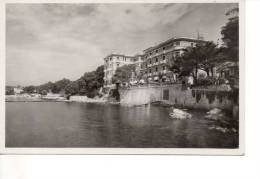 CP - PHOTO - JUAN LES PINS  - HOTEL BELLES RIVES - - Autres Communes