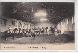 Ecole Nationale Vétérinaire D´ALFORT - Le Manège - Très Bon état - Maisons Alfort