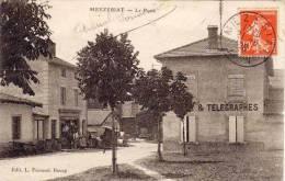 MEYZERIAT - La Poste  (54912) - Autres Communes