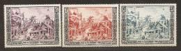 LAOS 1954 - Yvert #28/29+A13 - MNH ** - Laos