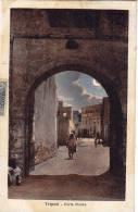 AK LYBIA TRIPOLI 91468.  EDIZ. AULA &BRAGONI,TRIPOLI,  OLD POSTCARD 1926 - Libyen