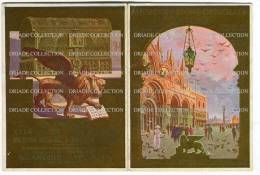 CALENDARIO ASSICURAZIONE GENERALI VENEZIA ANNO 1923 - Formato Piccolo : 1901-20