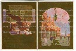 CALENDARIO ASSICURAZIONE GENERALI VENEZIA ANNO 1923 - Calendari