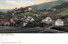 BAD ELGERSBURG Bahnhof Burg 1905? - Elgersburg