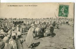 AIN-BESSEM  -  GRAND MARCHÉ INDIGÉNE - Algerije