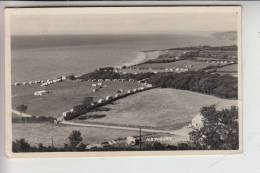 UK - ENGLAND - CORNWALL - NEWQUAY 1958, Camping - Newquay