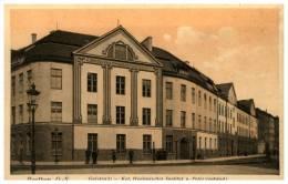 BEUTHEN O.- S.  Gojstrasse -- Kgl Hygienisches Institut U. Polizeigebâude - Polen