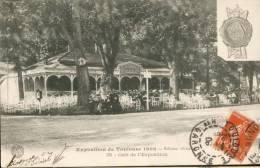 Expo De Toulouse 1908 - Café De L'Exposition - Toulouse