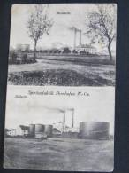 AK LAA A.d.Thaya PERNHOFEN Fabrik 1925  // D*7612 - Laa An Der Thaya