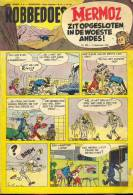 Tijdschrift Strip Robbedoes - - 8 Sept. 1955 - Zonder Classificatie