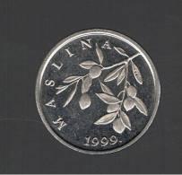 CROATIA - CROACIA -  20 Lipa 1999  KM20  - Olive Branch - MASLINA - Croacia