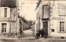 SURGY -  Le Centre Du Pays - La Poste (54992) - Autres Communes