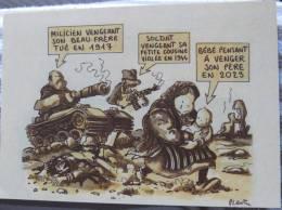 War In Yugoslavia, La Guerre En Yougoslavie, 1992, Design By Plantu - Satiriques