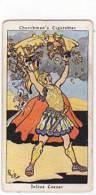 Churchman Vintage Cigarette Card Howlers No 1 Julius Caesar  1937 - Churchman