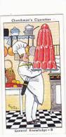 Churchman Vintage Cigarette Card Howlers No 13 General Knowledge B  1937 - Churchman