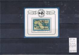 BB 921  RSA XX  YVERT NR BLOK 20 - Hojas Bloque