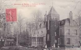 Château De VRILLY ( Vue Prise En Aval ) (51) - France