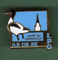 ILE DE RE *** CAFE DU COMMERCE *** (125-2) - Cities