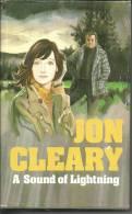 Jon CLEARY A Sound Of Lightning - Novels