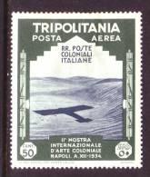 Tripolitania  C44  * - Tripolitania