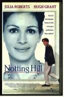 """VHS Video ,  Notting Hill  -  Die Bezaubernste Komödie Seit """"Pretty Woman""""! - Mit Julia Roberts , Hugh Grant - Romantici"""