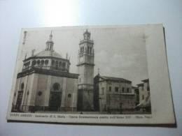 Busto Arsizio Santuario Di S. Maria Opera Bramantesca Eretta Nell'anno 1517 - Chiese E Cattedrali