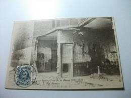 Seraing Crue De La Meuse 1925 1926 Rue Ramoux Belgio Alluvione - Inondazioni