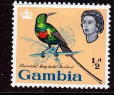 British Gambia 175  *  FAUNA  BIRDS - Gambia (...-1964)