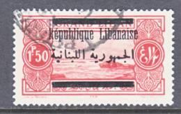 Great Lebanon  89   (o) - Great Lebanon (1924-1945)
