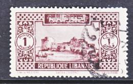 Great Lebanon  120   (o) - Great Lebanon (1924-1945)