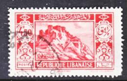 Great Lebanon  126  Fault (o) - Great Lebanon (1924-1945)