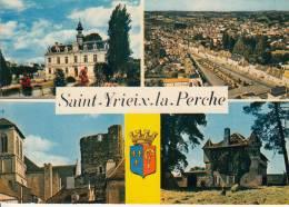 87 - Saint Yrieix La Perche : Multi Vues - Saint Yrieix La Perche