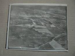 Photo Aerienne Guere 1914 1918 DEMAIN Bois De Hangard SOMME - 1914-18