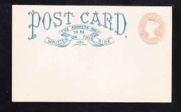 E-EU-103 POST BLANK ENGLAND - 1840-1901 (Victoria)