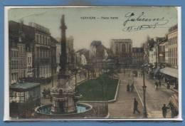 BELGIQUE --  VERVIERS -- Place Verte - Verviers