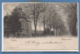 BELGIQUE --  VERVIERS -- Avenue De Spa - Verviers