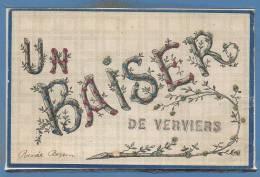 BELGIQUE --  VERVIERS -- Un Baiser - Verviers