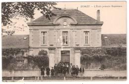 EYMET L´Ecole Primaire Supérieur (Tamisé) Dordogne (24) - Francia