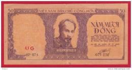 NORTH VIETNAM 1952  BANKNOTE  PICK 39  N°SP073  079EM  VF - Vietnam