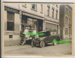 """VISE Ou Environ Tres Rare Photo """" LEVURE ROYALE """" M. Gathoye Simar Vise Vers 1920 Voir 3 Scans - Visé"""