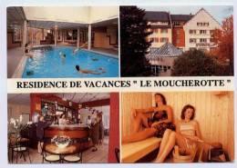 38  SANT-NIZIER DU MOUCHEROTTE RESIDENCE FAMILIALE DE VACANCES LA MOUCHEROTTE - Hotels & Restaurants