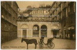 CARTOLINA FUNICOLARE AL VOMERO NAPOLI CAMPANIA - Napoli (Naples)