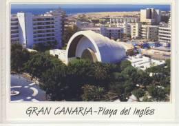GRAN CANARIA  -  Playa Del INGLES, Templo Ecumenico , 1994 - Gran Canaria