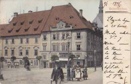 Hongrie -  Eger - Wallensteinhaus - Stamps Postmark - Oblitération - Hungary