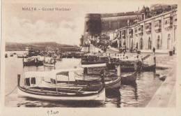 Malte - Malta - Grand Harbour - Port - Malta
