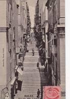 Malte - Malta - Strada Santa Lucia - Malta