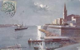 Malte - Malta - Illustration Tuck - Port - Malta