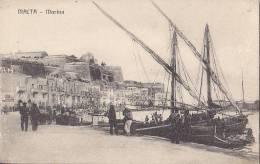 Malte - Malta - Marina - Voilier Pêche - Malta