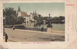 Hongrie - Budapest - Précurseur  - Panorama - Postmark 1902 - Hungary